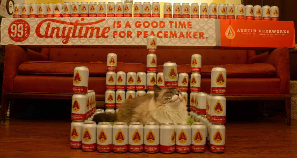 Peacemaker Anytime Ale, the 99 Pack | Beer Parrot