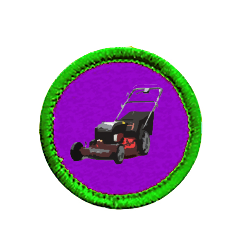 badgemower